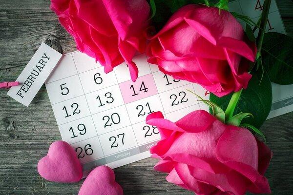 Ngày Valentine là ngày mấy